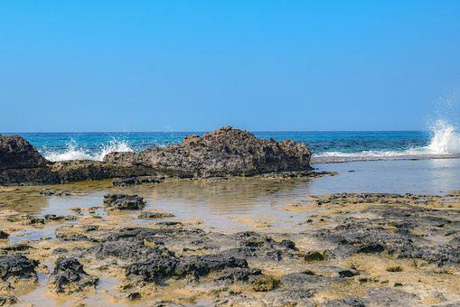 Rocky Coast, Sea, Nature, Landscape, Rock, Scenery