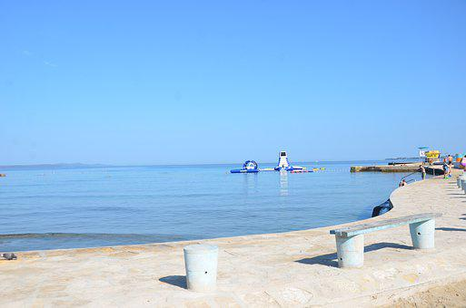 Sea, Zara, Croatia, Holiday