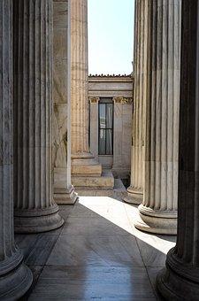 Athens, Greece, Ακαδημία Αθηνών