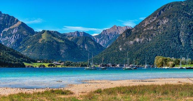 Achensee, Pertisau, Maurach, Lake, Tyrol, Austria