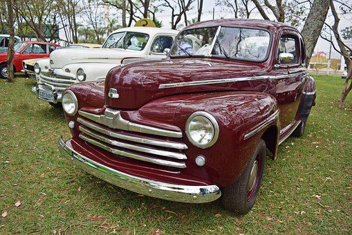 Car, Transport, Vehicle, Classic, Old