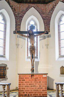 Cross, The Middle Ages, Malbork, Castle, Monastery