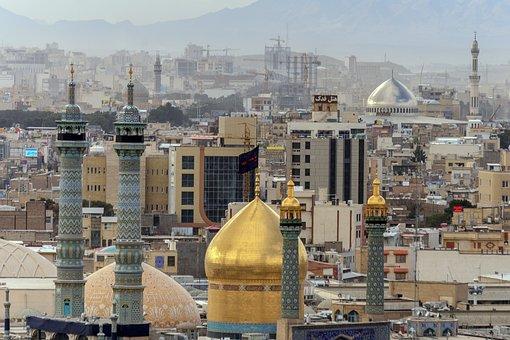 Iran, Qom, Landscape, Urban, Urban Design, Desing