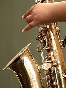 Saxophone, Music, Instrument, Jazz, Musician