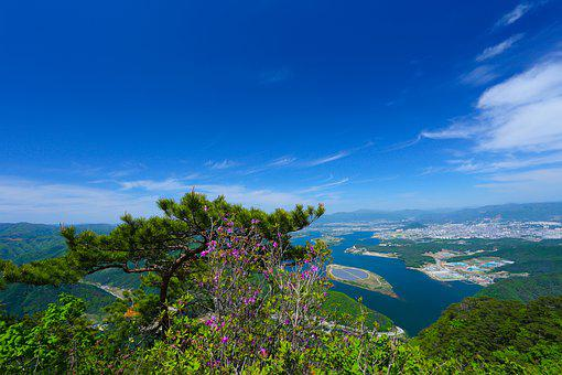 Chuncheon, Of Password, Nature, Landscape, The Middle
