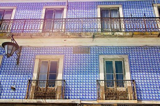Portugal, Architecture, City, Building, Landmark, Road
