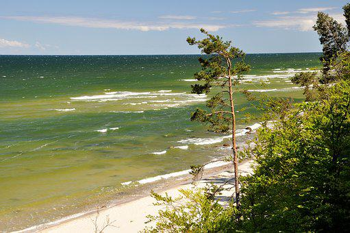 Sea, The Coast, Beach, Sand, Water, Nature, Holiday