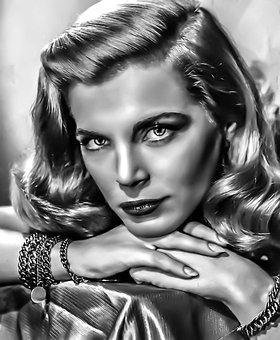 Lisbeth Scott - Female, Portrait, Hollywood, Actress