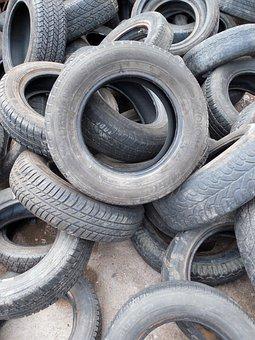 Mature, Auto Tires, Rubber, Environment, Disposal