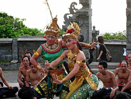 Bali, Dance, Indonesia, Traditional, Balinese, Festival