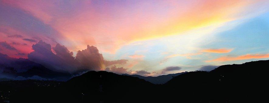 Cali, Farallones, Landscape