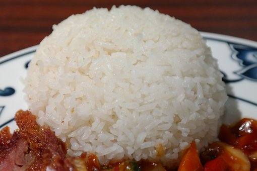 Rice, Rice Dish, Rice Dumplings, Eat, Lunch, Chinese
