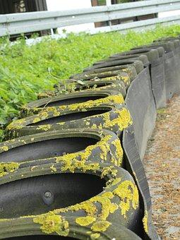 Mature, Environment, Auto Tires, Disposal, Pollution