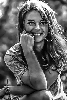 Natalie Wood, Female, Portrait, Hollywood, Film, Tv