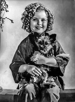 Shirley Temple, Female, Portrait, Hollywood, Film, Tv