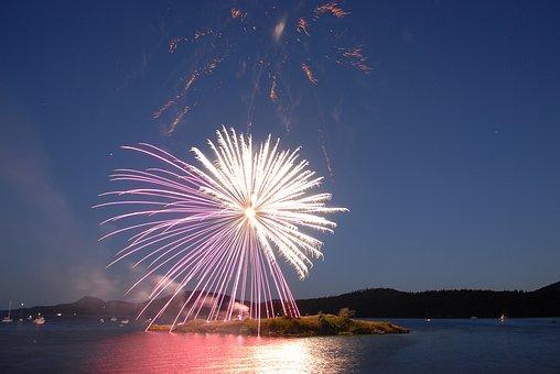 Fireworks, Celebration, Explosion, Event, Light