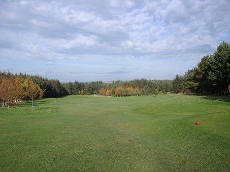 Golf, Golfcourse, Course, Fairway, Sport, Game, Club