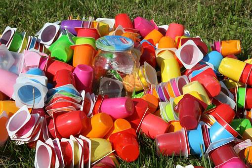 Garbage, Plastic Cups, Recycling, Waste, Mortgage