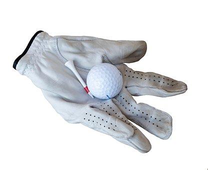 Golf, Glove, Leather, Sport, Ball, Golfer, Tee