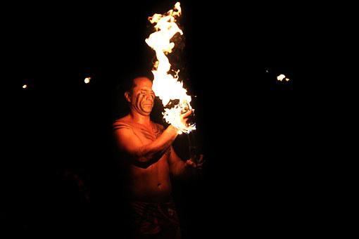 Hawaii Fire Dance, Hawaii, Fire, Dance, Flame