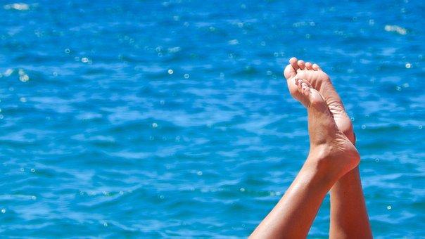 Closed For Holiday, Ferragosto, Sea, Summer, Holidays