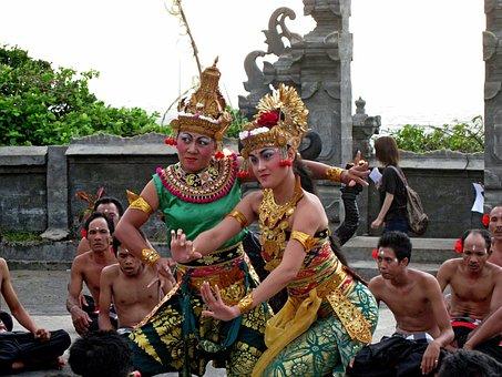 Bali, Dance, Indonesia, Traditional, Balinese, Festival