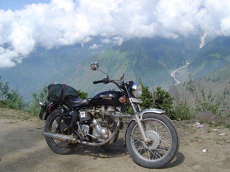 Pilgrimage On Royal Enfield, Kashmir, Leh, Ladakh