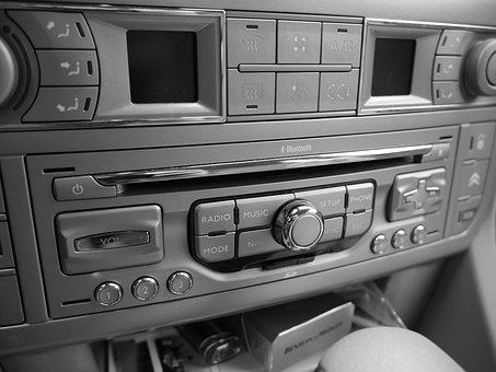 Autoradio, Radio, Music System, Car Music System
