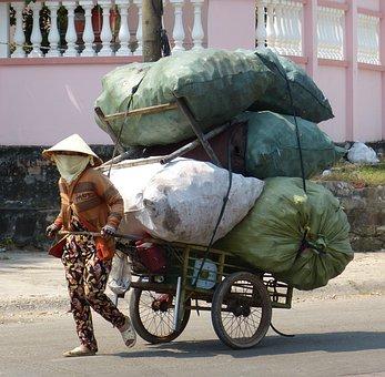 Vietnam, Phu Quoc, Garbage, Waste, Disposal