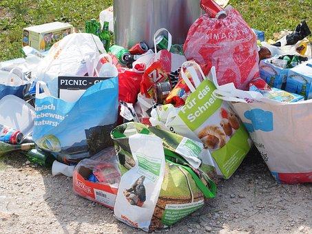 Garbage, Pollution, Waste, Waste Disposal