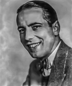 Humphrey Bogart - Male, Portrait, Hollywood, Actor
