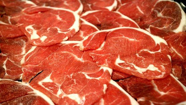 Lamb, Lamb Shoulder, Schnitzel, Food, Meat, Sheep