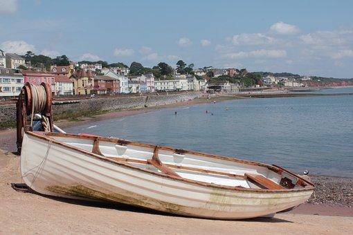 Dawlish, Devon, Coast, Beach, Seaside, Sand, Coastal