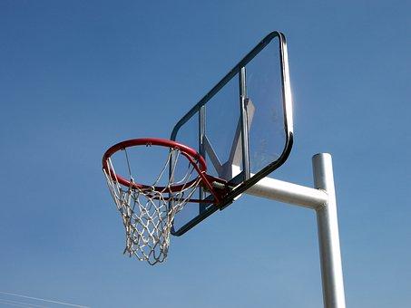 Basketball Hoop, Basketball, Hoop, Sports, Game
