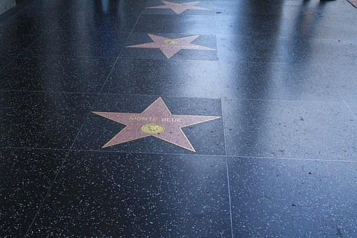 Walk Of Fame, Hollywood, Stars, Star