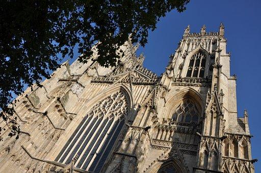 York Minster, Britain, Cathedral, York, Historically
