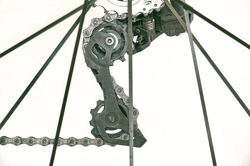 Circuit, Rear Derailleur, Get In Gear, Bicycle Chain