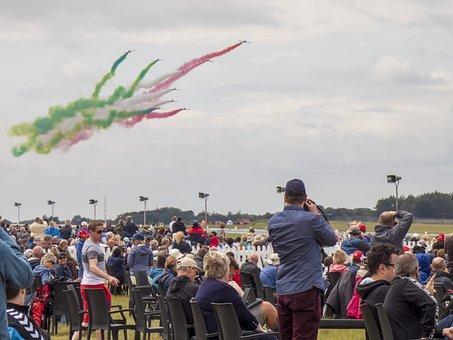 Frecce Tricolori, Riat, 2019, Patrol Acrobatic Italian