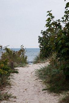 Beach, Sand, Vacations, Sea, Ocean, Water, Summer