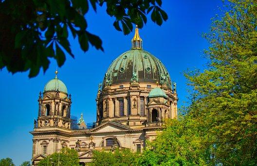 Berlin Cathedral, Berlin, True, Landmark, Architecture
