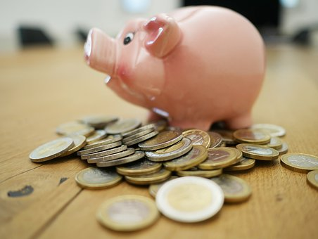 Piggy Bank, Money, Finance, Save, Bank, Cash, Economy
