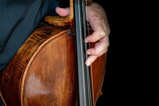 Cello, Music, Sound, Improvisation, Violin, Instrument