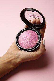 Clamy Blusher, Clamy Cosmetics, Blush Powder
