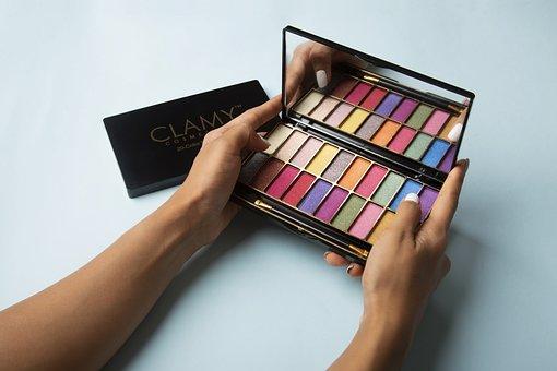 Clamy Eyeshadow Palette, 20 Color Eyeshadow Palette