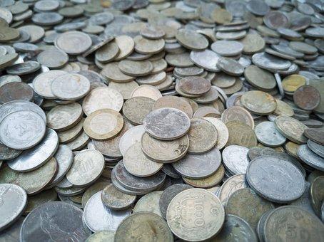 Coin, Metal, Coins, Finance, Cash, Financial, Symbol