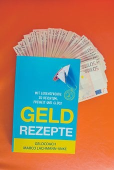 Money, Recipe, Money Recipe, Book, Bank Note, Earn