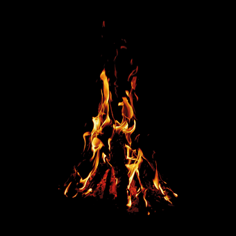 Fire, An Outbreak Of, Flames, The Flame, Burn