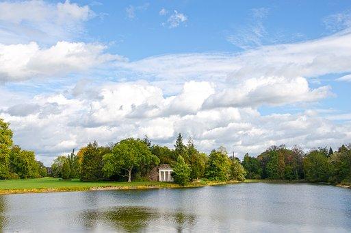 Park Wörlitz, Landscaped Garden, The Garden Kingdom Of
