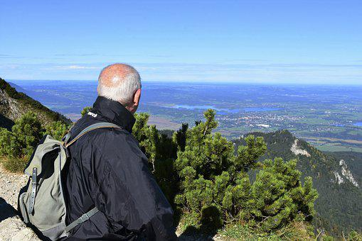 Walchensee, Lake, Herzogstand, Mountain, Bavaria
