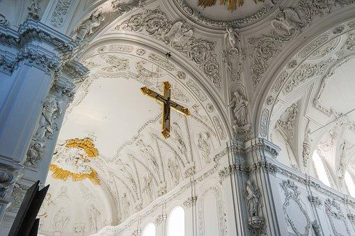 Würzburg Cathedral, Church, Bishop Church, Chapel, Nave